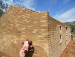 Compressed-Earth-Block-Wall-Example USE-IT