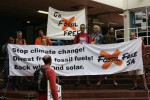 FFSA awareness raising on UCT campus
