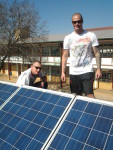 Solar Panel Installation Norkem Park