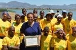 Deputy Minister of Environmental Affairs, Ms Barbara ThompsonWorld Wetlands Day