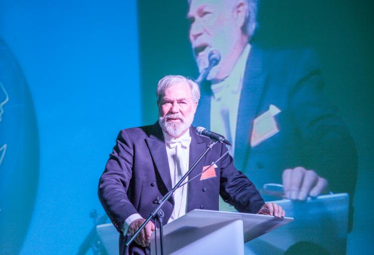 David Parry-Davies; Eco-Logic Awards